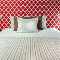 Oporto City Hostel Стандартный номер двуспальная кровать фото 3
