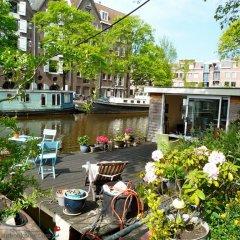 Отель A192 Brouwersgracht Ii Houseboat
