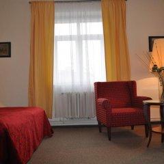 Hotel Svornost 3* Люкс с различными типами кроватей фото 8