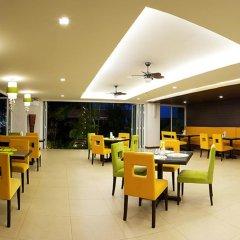 Отель Kris Residence Патонг питание
