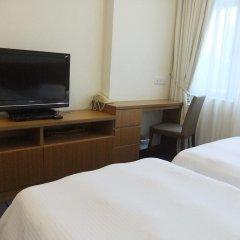 Отель New Cape Inn 2* Стандартный номер с 2 отдельными кроватями фото 4