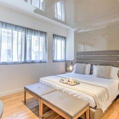 MH Florence Hotel & Spa 4* Стандартный номер с различными типами кроватей фото 4
