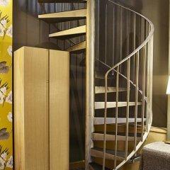Отель Hôtel Saint Paul Rive Gauche 4* Стандартный семейный номер с двуспальной кроватью фото 4