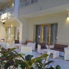 Hotel Bergamo балкон