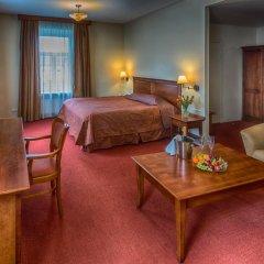 Отель Daugirdas Литва, Каунас - 2 отзыва об отеле, цены и фото номеров - забронировать отель Daugirdas онлайн комната для гостей фото 5