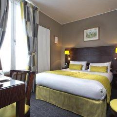 Hotel Des Arts Paris Montmartre 3* Стандартный номер с различными типами кроватей фото 4