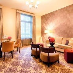 ALDEN Suite Hotel Splügenschloss Zurich 5* Полулюкс с различными типами кроватей фото 10