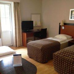 Marché Rygge Vest Airport Hotel 3* Стандартный семейный номер с двуспальной кроватью фото 5