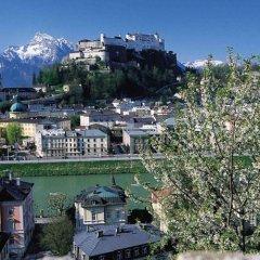 Отель EB Hotel Garni Австрия, Зальцбург - 1 отзыв об отеле, цены и фото номеров - забронировать отель EB Hotel Garni онлайн фото 8