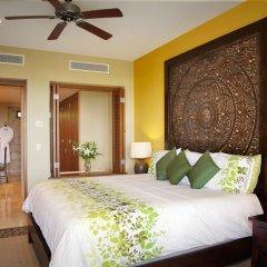 Отель Alegranza Luxury Resort 4* Вилла с различными типами кроватей фото 8