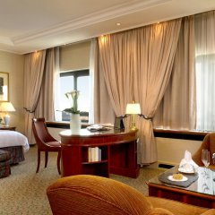 Отель InterContinental Frankfurt 5* Стандартный номер с различными типами кроватей фото 5