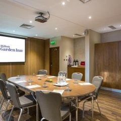 Отель Hilton Garden Inn Glasgow City Centre фото 4