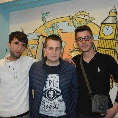 Lviv Lucky Hostel интерьер отеля