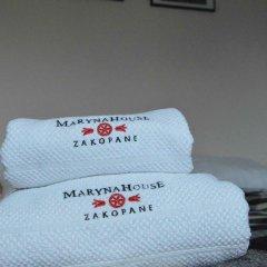 Отель Maryna House - Apartament Tradycyjny Закопане ванная