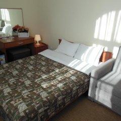 Гостиница Ганза Номер Комфорт с различными типами кроватей фото 5