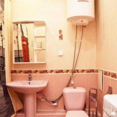 Апартаменты Pastel Apartment Екатеринбург ванная