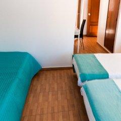 Отель Anjo Azul ванная