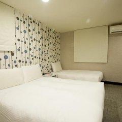 Отель Ximen Taipei DreamHouse 2* Стандартный номер с различными типами кроватей фото 10