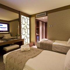 Grand Hotel Gaziantep 5* Стандартный номер с различными типами кроватей фото 2