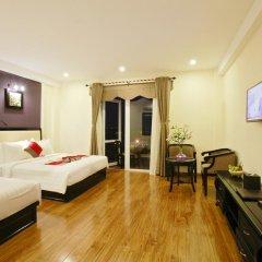 Hoian Sincerity Hotel & Spa 4* Номер Делюкс с различными типами кроватей фото 5