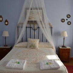 Отель El Escudo de Calatrava Номер категории Эконом с различными типами кроватей фото 9
