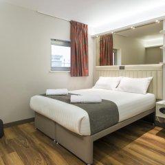 Point A Hotel Glasgow комната для гостей
