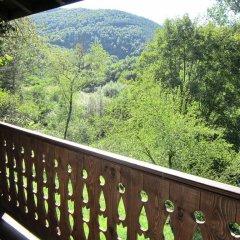 Отель Golden Horn балкон