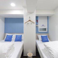 Отель K-GUESTHOUSE Insadong 2 2* Стандартный номер с различными типами кроватей фото 6
