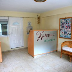 Отель Katerina Apartments Греция, Пефкохори - отзывы, цены и фото номеров - забронировать отель Katerina Apartments онлайн спа