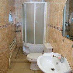 Отель Versal Бишкек ванная