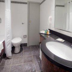 Hilton Glasgow Grosvenor Hotel 4* Стандартный номер с разными типами кроватей фото 3