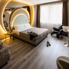 Hotel Da Vinci 4* Стандартный номер с различными типами кроватей фото 6