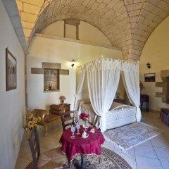 Отель Masseria Cinti Италия, Канноле - отзывы, цены и фото номеров - забронировать отель Masseria Cinti онлайн комната для гостей фото 3