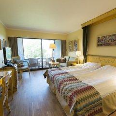 Отель Hotell Refsnes Gods комната для гостей фото 5