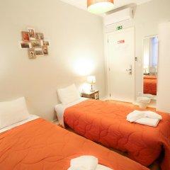 Lisboa Central Hostel Стандартный номер с различными типами кроватей фото 3