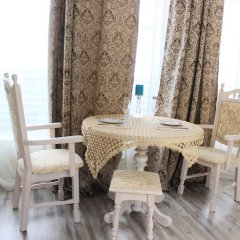 Гостиница Chotyry Legendy Апартаменты с разными типами кроватей фото 5