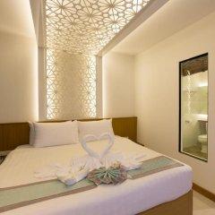 Ansino Bukit Hotel 3* Номер Делюкс двуспальная кровать фото 26