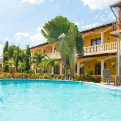 Hotel Antigua Comayagua бассейн