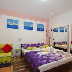 Апартаменты Studio Venera Семейная студия с двуспальной кроватью фото 29