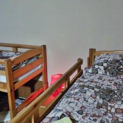 Хостел Х.О. Кровать в общем номере с двухъярусной кроватью фото 37