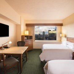 Отель Grand Fiesta Americana Guadalajara Country Club 4* Стандартный номер с различными типами кроватей фото 5