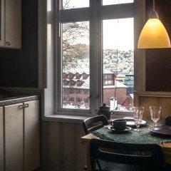 Отель Amunds Appartement в номере