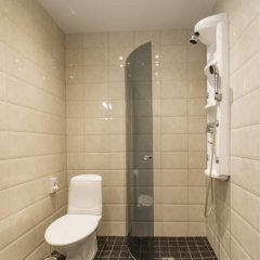 Aquamarine Hotel 3* Стандартный номер с разными типами кроватей фото 15