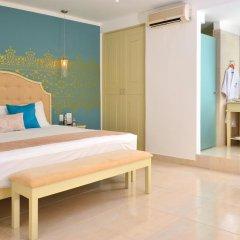 Unic Design Hotel 3* Полулюкс с различными типами кроватей фото 3