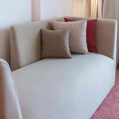 Отель MH Peniche 4* Стандартный номер разные типы кроватей фото 9