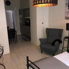 Отель Place Jourdan Petit Appartement Бельгия, Брюссель - отзывы, цены и фото номеров - забронировать отель Place Jourdan Petit Appartement онлайн комната для гостей фото 3