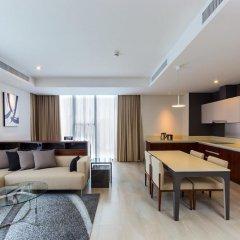 Отель SILA Urban Living 4* Студия Deluxe с различными типами кроватей фото 4
