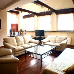 Отель Hevelius Residence Улучшенные апартаменты с различными типами кроватей фото 3