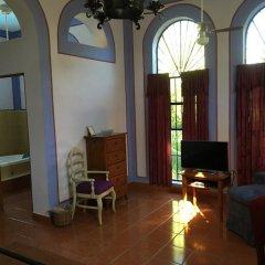 Отель Hacienda San Pedro Nohpat 3* Люкс с различными типами кроватей фото 3