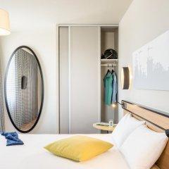 Отель Aparthotel Adagio access Paris Massy Gare TGV 3* Студия с различными типами кроватей фото 5